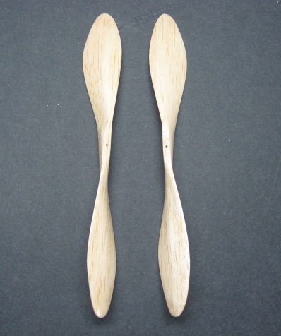 Hand Carved Propellers
